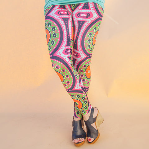 Ladies Medallion Arden Leggings