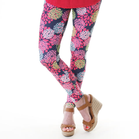 Ladies Flower Arden Leggings