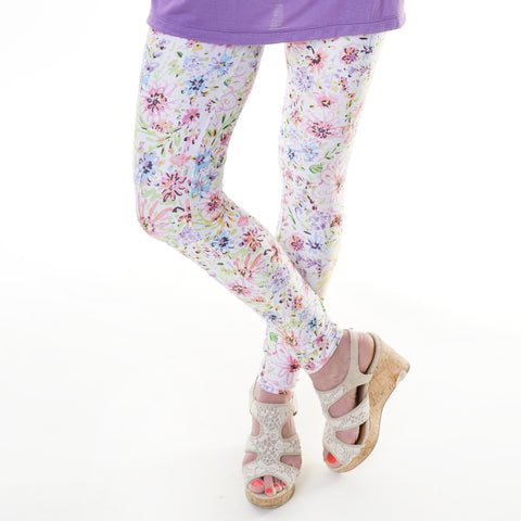 Ladies Floral Arden Leggings