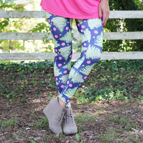 Ladies Tinsel Tree Arden Leggings
