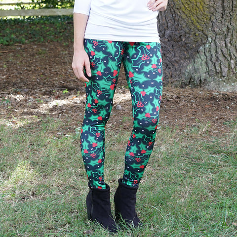 Ladies Holly Jolly Arden Leggings