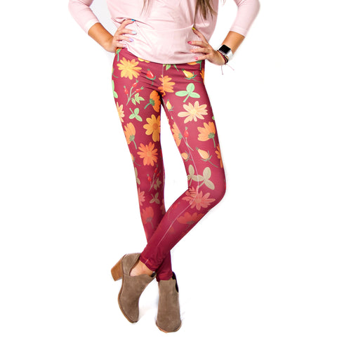 Ladies Fall Drop Arden Leggings