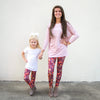 Girls Fall Swirl Arden Leggings