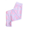 Ladies Pink Nordic Arden Leggings