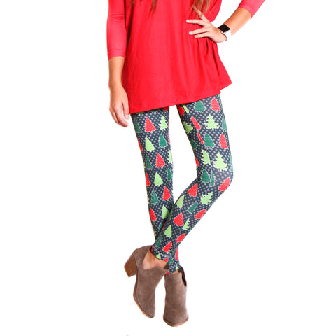Ladies Tree Frenzy Arden Leggings