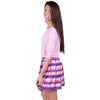 Ladies Plaid Kinsley Skirt