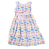 Rabbit Jump Sash Ava Dress
