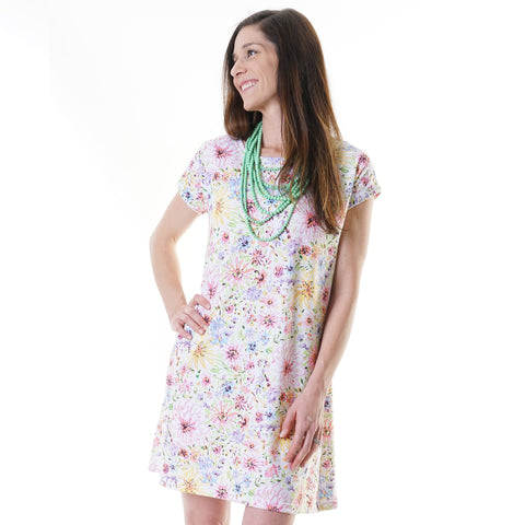 Floral Willa Dress