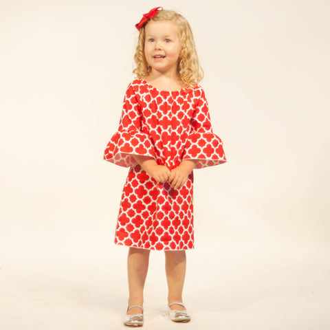 Turkey Tree Toss Dress with Leggings – Lolly Wolly Doodle