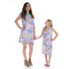 Flower Vine Olivia Dress