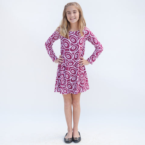 Swirl Charlee Dress