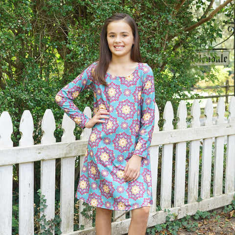 Medallion Charlee Dress