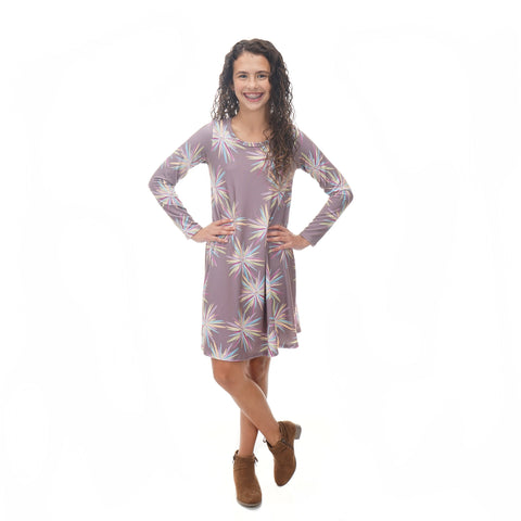 Starlight Flower Charlee Dress