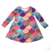 Mandala Scales Charlee Dress