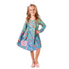 Bird Drop Charlee Dress