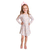 Pastel Dancing Dots Charlee Dress