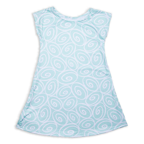 Baby Girl Swirl Eva Dress