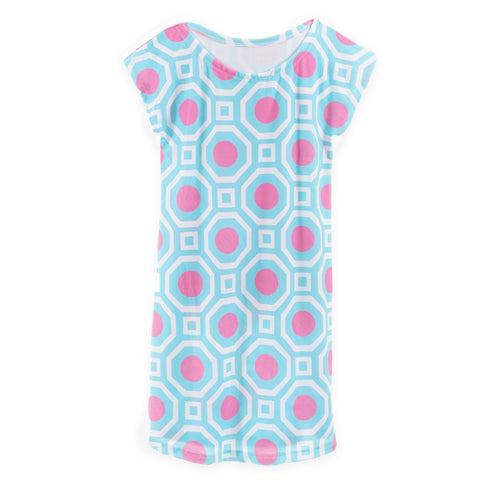 Baby Girl Octagon Eva Dress