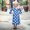 Doily Damask Liv Dress