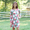 Jolly Stripe Aubrey Dress