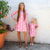 Pink Deer Charlee Dress