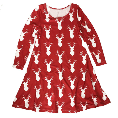 Deer Aubrey Dress