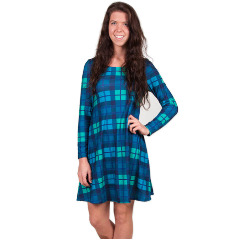Classic Plaid Aubrey Dress