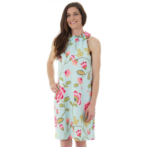Flower Vine Liza Dress