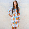 Fall Watercolor Olivia Dress