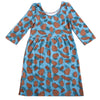 Winter Pine Cones Olivia Dress