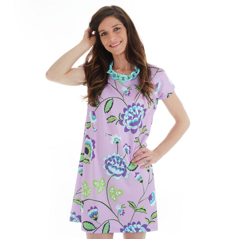 Flower Vine Willa Dress