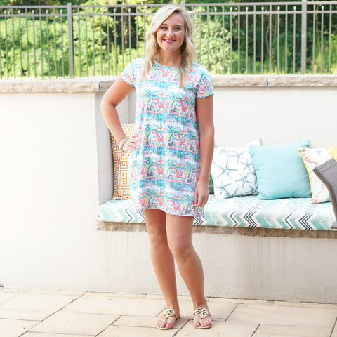 Island Time Willa Dress