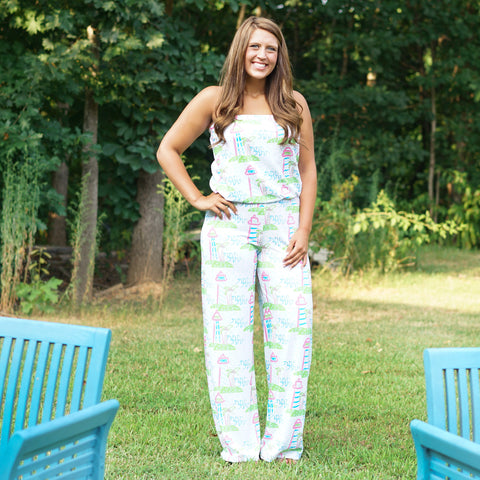 Lighthouse Amelia Romper