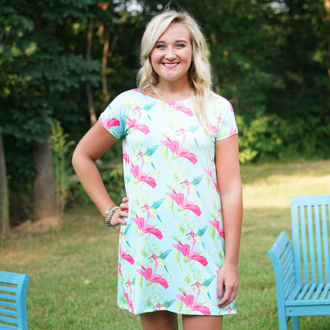 Hummingbird Willa Dress