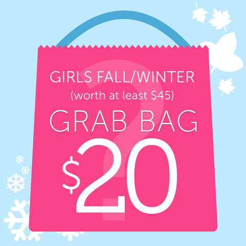 Girls Fall/Winter Three Piece Grab Bag