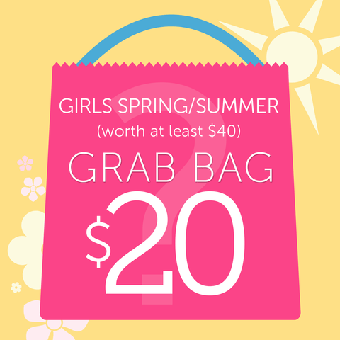 Girls Spring/Summer Three Piece Grab Bag