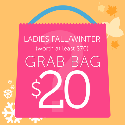 Ladies Fall/Winter Three Piece Grab Bag