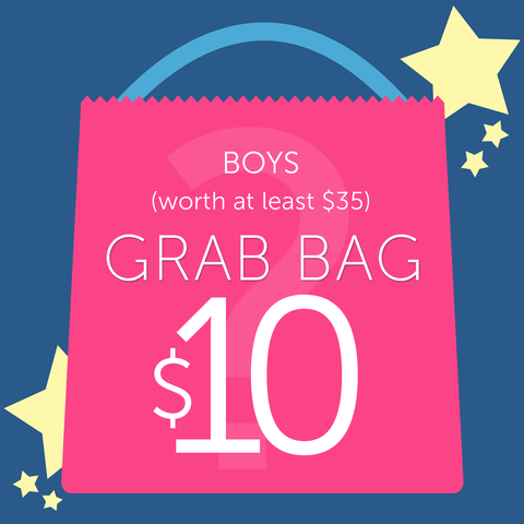 Boys Three Piece Grab Bag