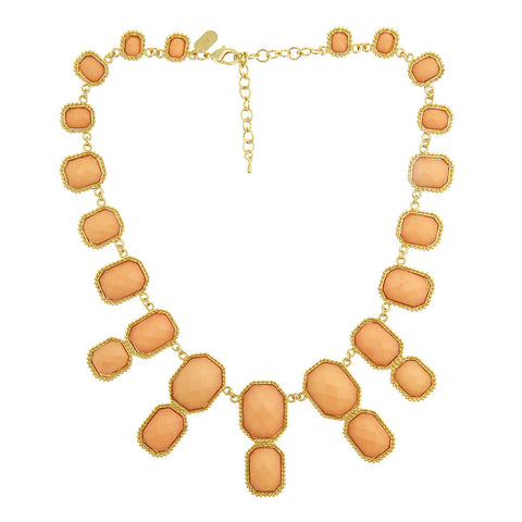 Nude Kelly Necklace