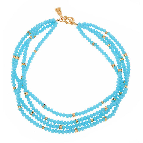 Turquoise Zoe Necklace