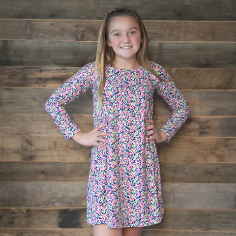 Dancing Dot Charlee Dress