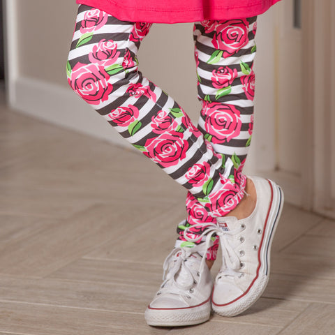 Girls Posie Arden Leggings