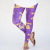 Ladies Megaphone Name and Mascot Arden Leggings