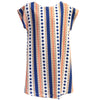 Diamond Tribal Eva Dress