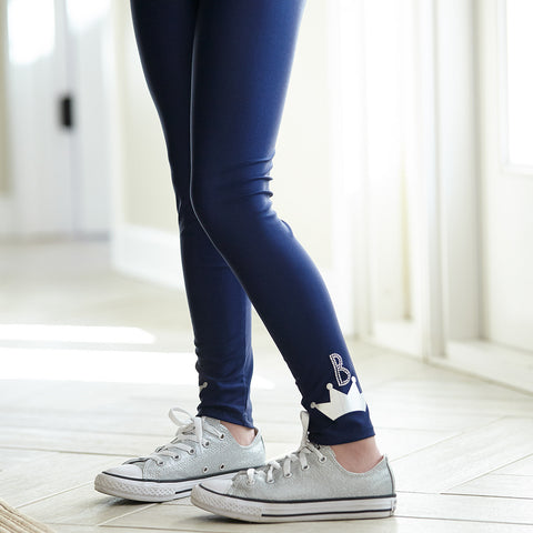 Girls Crown Arden Leggings