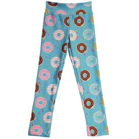 Baby Girls Donut Sprinkle Ireland Leggings