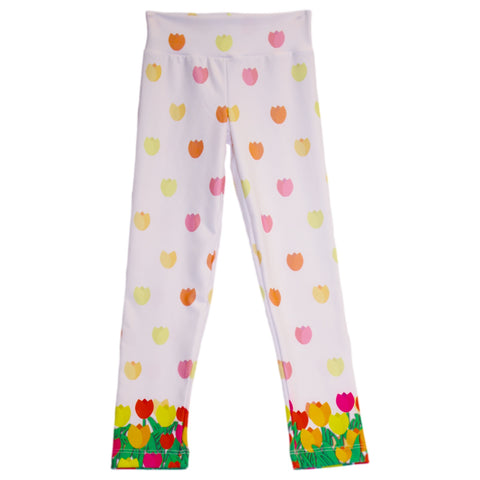 Girls Tulip Drop Arden Leggings