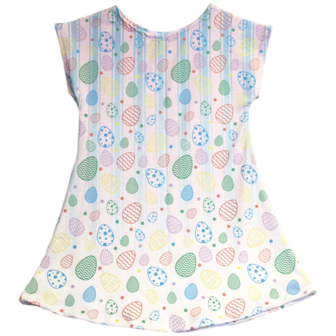 Baby Girl Easter Egg Drop Eva Dress
