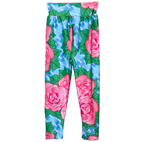 Baby Girls Tribal Rose Ireland Leggings
