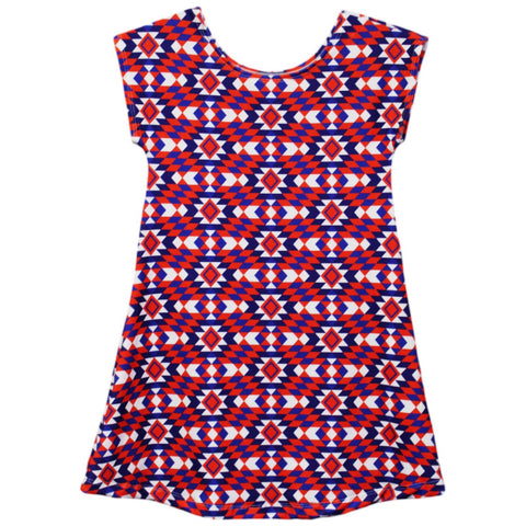 Baby Girl Tribal USA Eva Dress